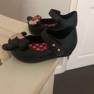 Mini Melissa Shoes - Mini Melissa Mickey & Minnie